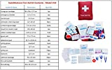 SadoMedcare-Classic-All-in-One-Complete-First-Aid-Kit-72-pieces-Medical-Kit-Travel-Emergency-Kit-Hiking-First-Aid-Kit-Emergency-Survival-Go-Bag-Size-Small-or-Medium