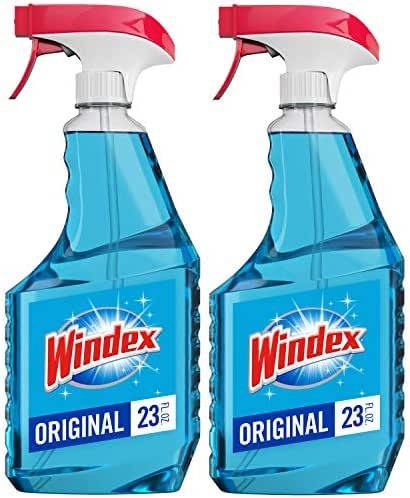 Glass Cleaner: Windex Glass Cleaner