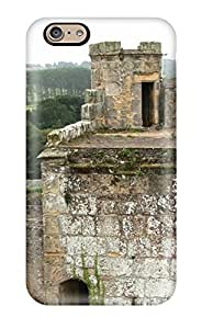 For PcextPS2892BEIdV Bodiam Castle Protective Case Cover Skin/iphone 6 Case Cover