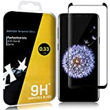 Galaxy S8 Screen Protector Tempered Glass, Bubble Free, Perfectionist Galaxy S8 Screen Protector Glass