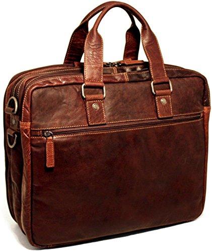 jack-georges-voyager-triple-gusset-top-zip-business-travel-briefcase-brown