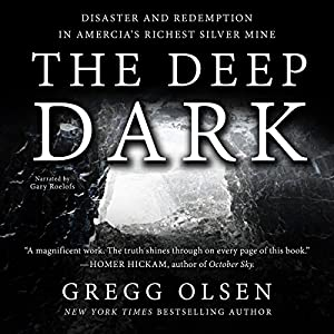 The Deep Dark Audiobook