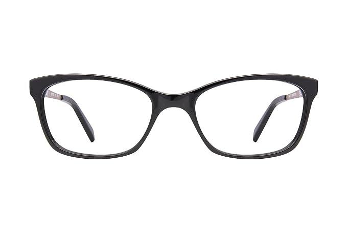 968a370fe5 Dereon DOV534 Women s Eyeglass Frames - Black at Amazon Women s Clothing  store