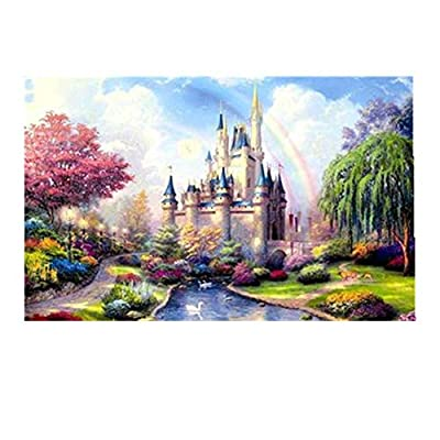 ILYM 1000 PCS Jigsaw Puzzles - Educational Intellectual Game Gift Set for Stimulating Imaginations for Kids Adults: Toys & Games