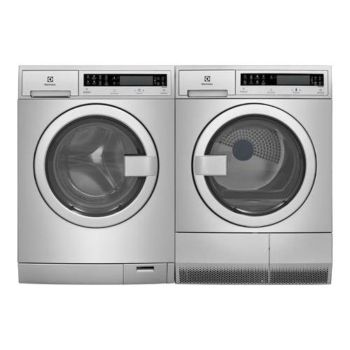 Electrolux Stainless Steel Front Load Compact Laundry Pair w