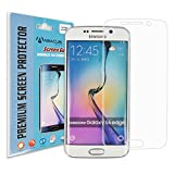 Screen Protector for Samsung Galaxy S6 Edge   Screen Protector for Samsung Galaxy S6 Edge is the next step in premium screen protection. Made of high quality fortified Polyurethane, it is designed to provide maximum protection while preservi...