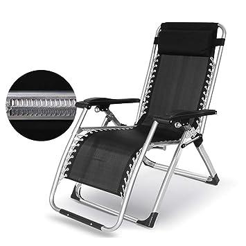 Silla Plegable Lunch Break Lounge Chair Silla de Playa Cuna ...