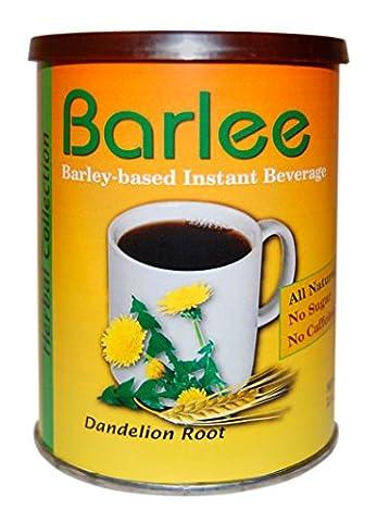 Barlee, with Dandelion, Coffee Substitute, Caffeine Free (3.5 oz) - Caffeine Free Coffee