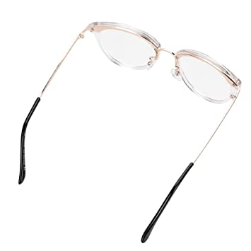 2ab600009f Reading Glasses for Women Men Blue Light Blocking Computer Glasses Anti Eye  Strain UV Eyeglasses Teenager