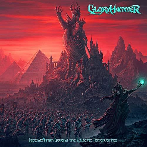 Legends from Beyond the Galactic Terrorvortex (Deluxe 2CD) ()