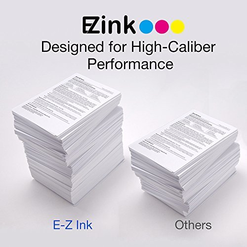 E-Z Ink (TM) Remanufactured Ink Cartridge Replacement for Epson 252 T252 T252120 to use with Workforce WF-3640 WF-3630 WF-3620 WF-7610 WF-7620 WF-7110 (6 Black, 3 Cyan, 3 Magenta, 3 Yellow, 15 Pack) by E-Z Ink (Image #6)