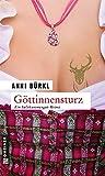 Göttinnensturz (Kriminalromane im GMEINER-Verlag)