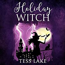 HOLIDAY WITCH: TORRENT WITCHES COZY MYSTERIES, BOOK 5