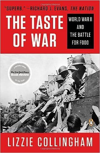 Ilmaisia pdf-kirjoja ladataan ipadille Taste of War: World War II and the Battle for Food in Finnish PDF PDB 0143123017