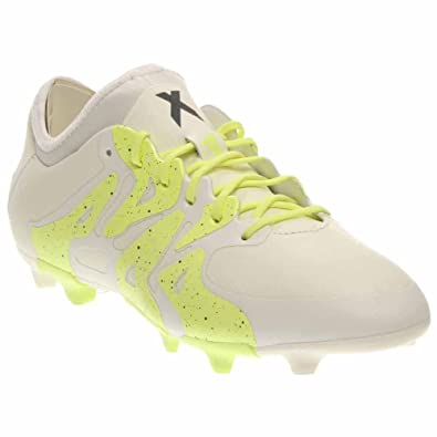 brand new 08d32 99d50 adidas Womens X 15.1 FG AG Firm Ground Artificial Grass Soccer Cleats 8 1