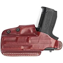 CZ 75 SP-01 Shadow Leather Holster with 3 carry positions