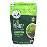 Kuli Kuli, Pure Organic Moringa Vegetable Powder, 7.4 oz. Pouch, Nutritionally Rich Leafy Green Superfood, Great in Smoothies, Complete Plant Protein, Vegan and Raw, Soy and Gluten Free Review