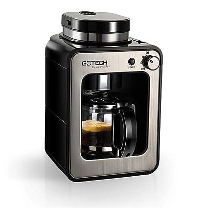 WYFDM Máquina De Café Automática - Tipo De Goteo Aislamiento Cafetera Es Conveniente para Uso En