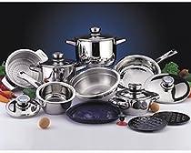 BergHOFF Pride 16-piece Cookware Set