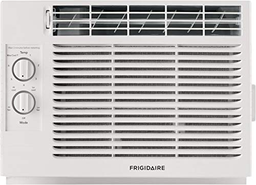 Frigidaire FFRA051ZA1 17' Window Air Conditioner with 5000 BTU Cooling Capacity - 115V in White