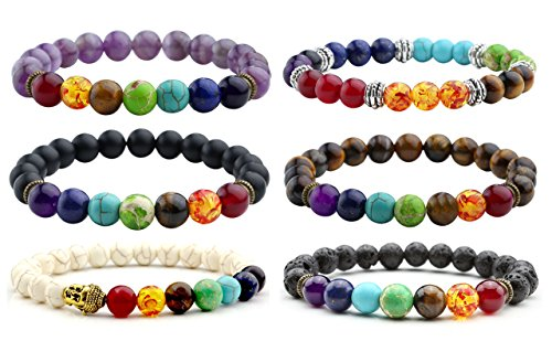 Top Plaza Healing Gemstone Bracelets product image