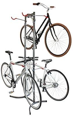 sc 1 st  Storage Store & Delta Cycle Michelangelo Two-Bike Gravity Stand Storage Rack
