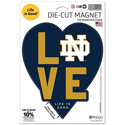 WinCraft Notre Dame Fighting Irish Official NCAA 5