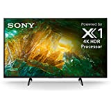 Sony X800H 43 Inch TV: 4K Ultra HD Smart LED TV with HDR and Alexa Compatibility - 2020 Model