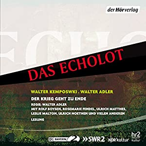 Der Krieg geht zu Ende Audiobook