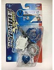 Toy Pro Victory Valtryek Beybattle Burst Playset, 5 Pieces - Multi Color