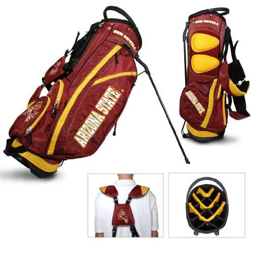 Team Golf Arizona State Sun Devils Fairway Light 14-Way Top Golf Club Stand Bag