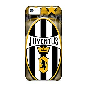 Scratch Protection Hard Phone Covers For Iphone 5c With Support Your Personal Customized Fashion Juventus Pattern JonathanMaedel