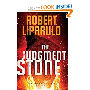 The Judgment Stone (An Immortal Files Novel) Robert Liparulo