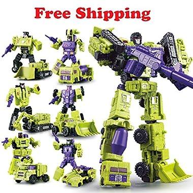 Transformers G1 Devastator reissue brand new Gift 10.24inches//26CM high