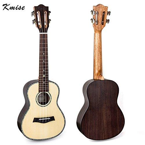 Concert Ukulele 23 Inch Ukelele Uke Hawaii Guitar for Beginner and Professional Player (Ukulele Kit, Type-1)