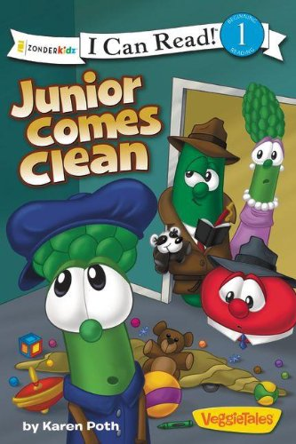 Junior Comes Clean (I Can Read! / Big Idea Books / VeggieTales)