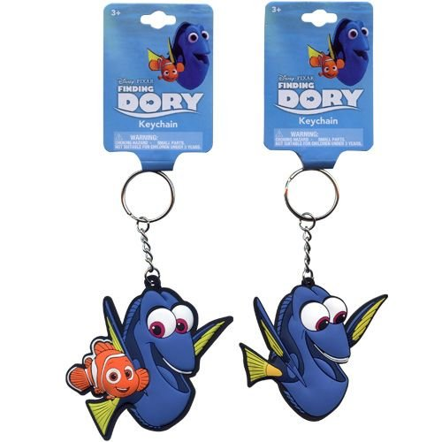 Finding Dory Laser Cut Key Chains