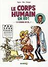 Le corps humain en BD, tome 1 par Cymes