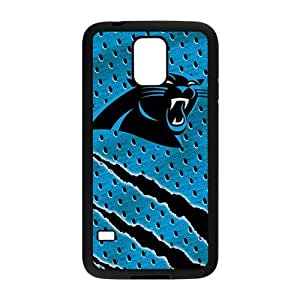 Carolina Panthers Design New Style High Quality Comstom Protective case cover For Samsung Galaxy S5 by mcsharks