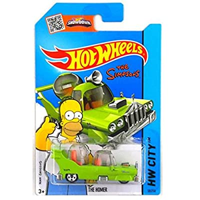 HotWheels The Simpsons The homer/Toy/Model Car : Baby