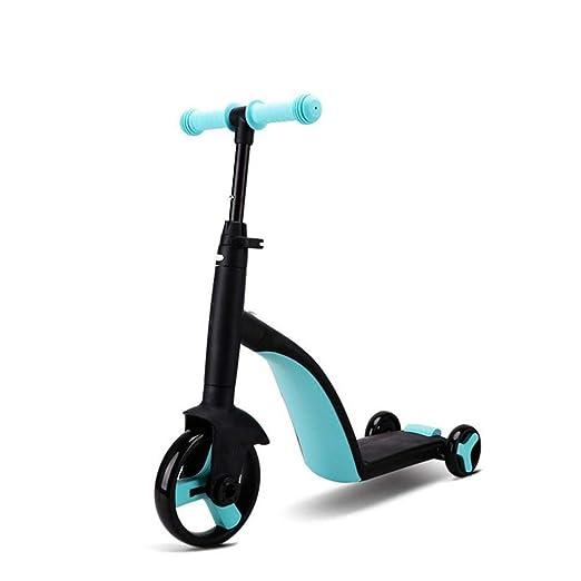 LXIANGP Andador de Bicicletas para Niños 3 en 1 Bicicletas ...