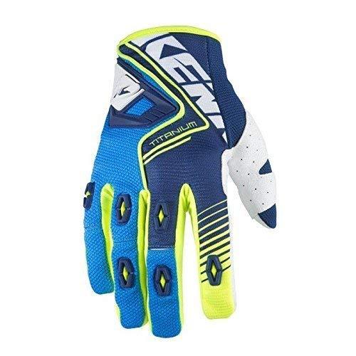 Kenny Handschoenen Titanium Blau Cyan-7