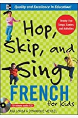 Hop, Skip, and Sing French Audio CD