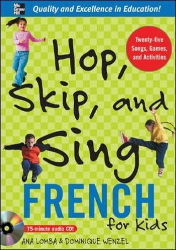 Hop, Skip, and Sing French by Brand: McGraw-Hill