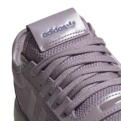 Womens adidas U_Path Run Athletic Shoe Gray White