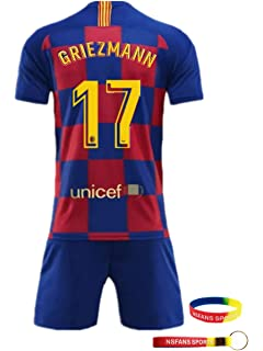 Suzada Camiseta Jersey Futbol Barcelona 2018-2019 Traje de ...