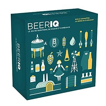 Helvetiq BeerIQ Juego de Cartas Trivial - Juegos de Cartas ...