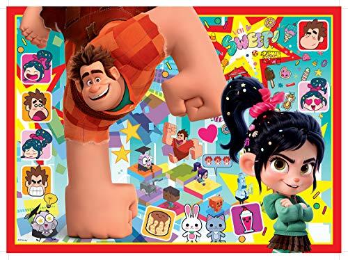 Ravensburger Disney Wreck it Ralph 2 150 Piece Puzzle - Every Piece is Unique, Pieces Fit Together ()