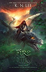 Fire and Fury: An Epic Dragon Fantasy (Empire of Dragons Book 3)