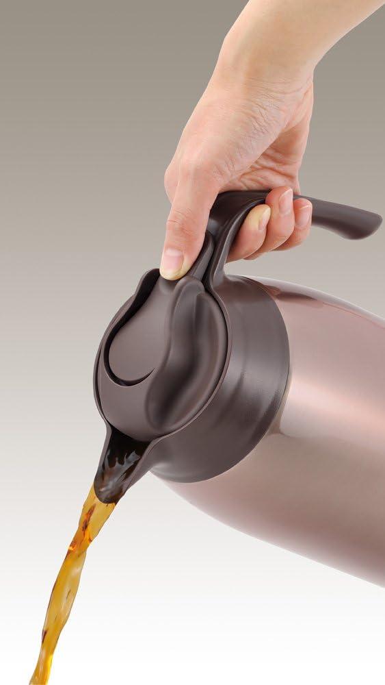 Thermos en Acier Inoxydable Pot 1.5L Cacao Thv-1501/CAC